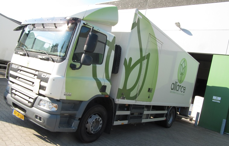 Alliance Groep - vrachtwagen