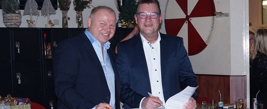WSB Solutions en VV Hardinxveld verlengen sponsorcontract