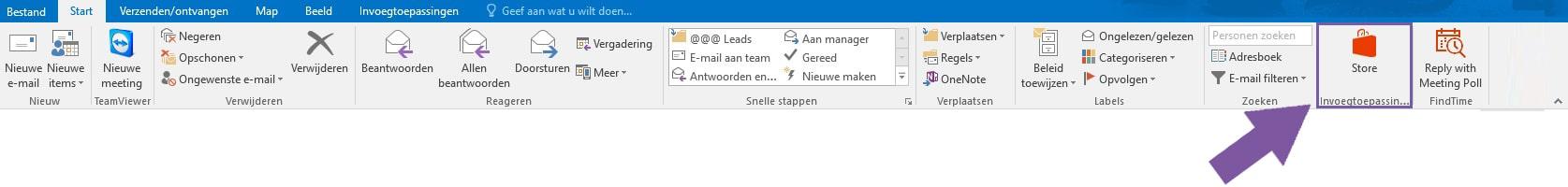 Translator for Outlook 1 - Naar Store