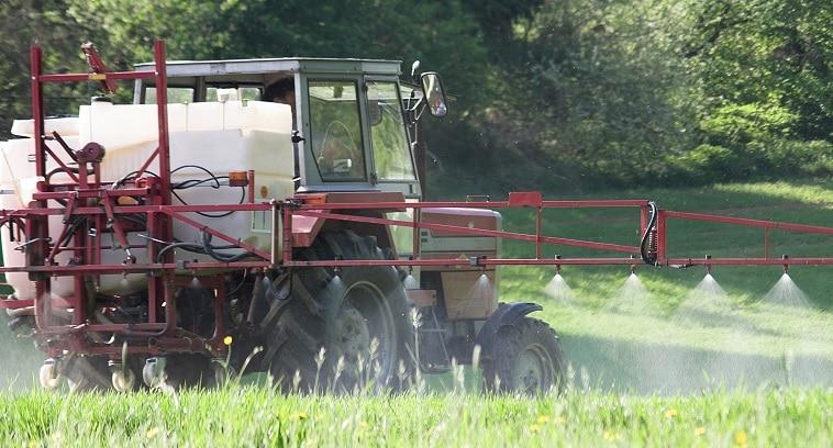 ERP Software Gewasbeschermingsmiddelen - tractor