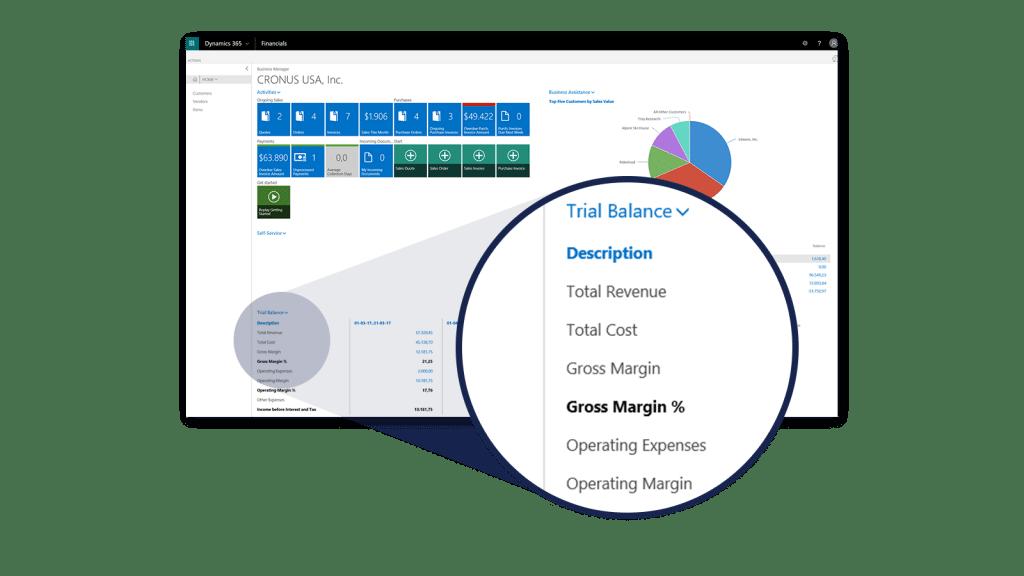 Dynamics 365 Finance and Operations - Financieel Management