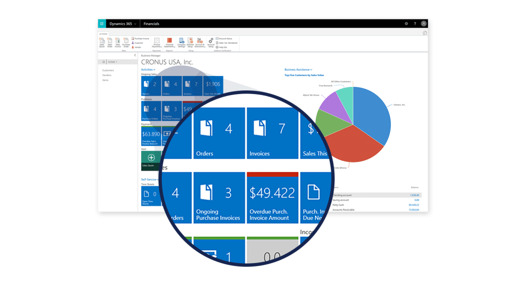 Dynamics 365 Finance and Operations - Inkoop