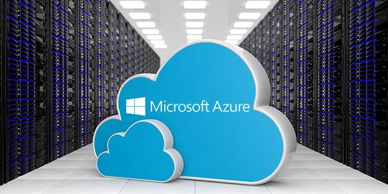 Microsoft Azure - cloud platform van Microsoft