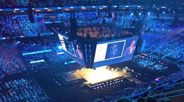 Microsoft Inspire 2017 - Washington