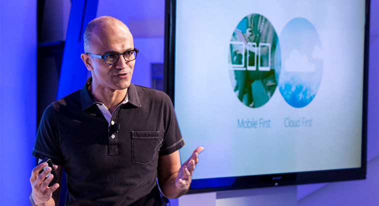 Microsoft Mobile first Cloud First