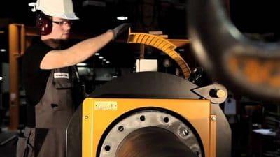 Referentie GS-Hydro - werk in uitvoering