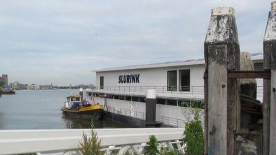 Referentie Slurink Bunkerstations - pand Dordrecht