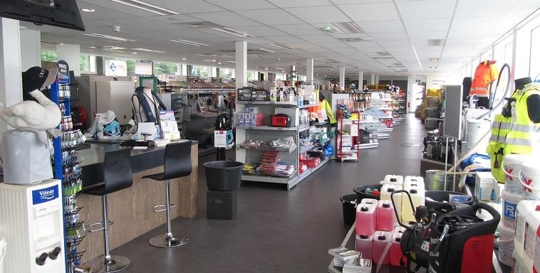 Referentie Slurink - winkel Dordrecht
