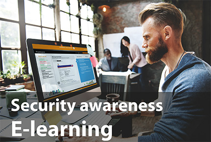 Security Awareness e-learning