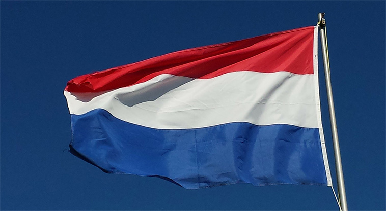 Nederlandse vlag - als aanleiding voor een sterk wachtwoord