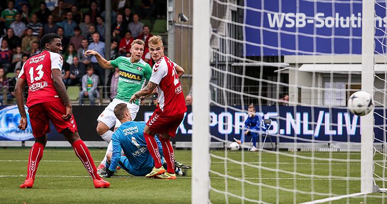 Referentie FC Dordrecht - doelpunt