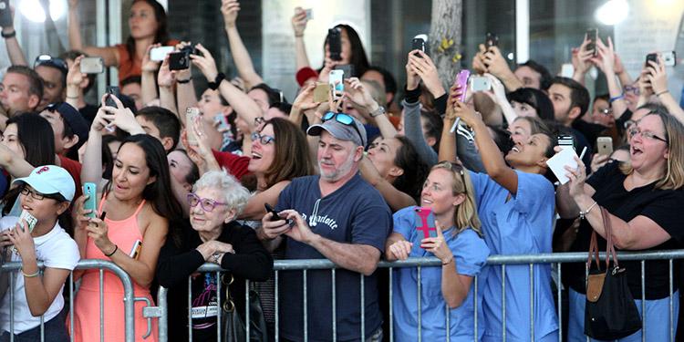 We kunnen niet meer zonder smartphone