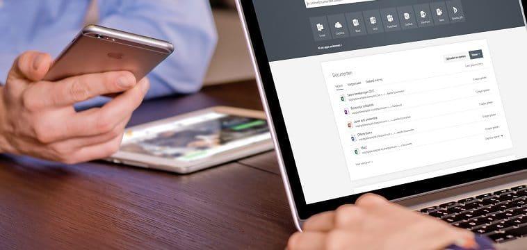 Uw voordelen WSB Digitale Werkplek