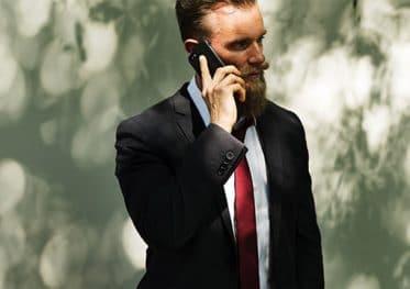 Zakelijk mobiel bellen