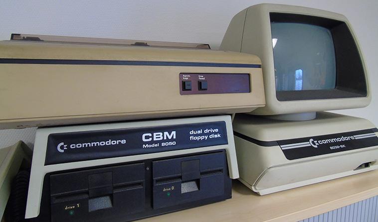 Commodore 8032-SK