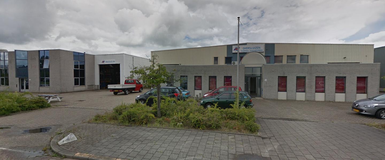 Referentie Oversluizen - kantoor Ridderkerk