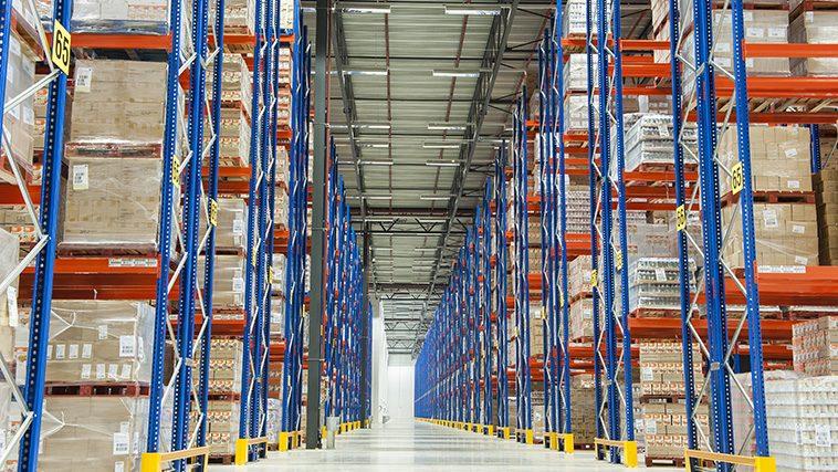 ERP Software Technische Groothandels - magazijn