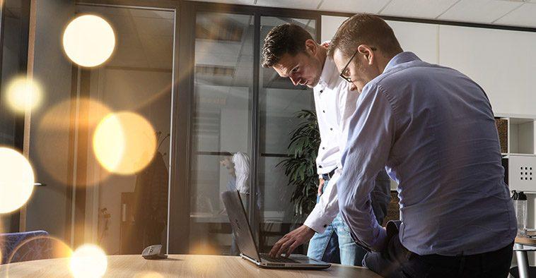 Werkplek Check - Uw efficient wordt er binnen uw bedrijf gewerkt