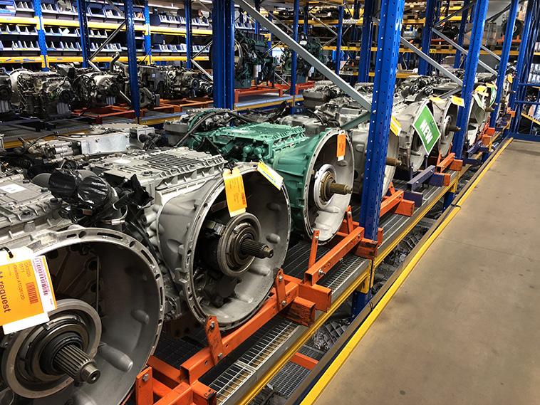 BAS Parts - Nieuwe en gebruikte onderdelen