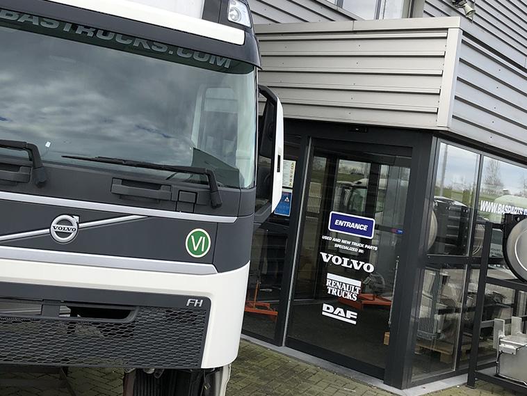 BAS Parts - Volvo Renault DAF