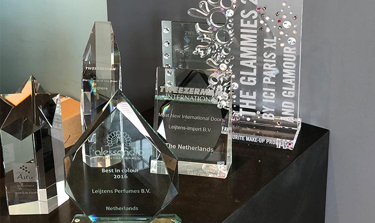 Leijtens Import - award winner