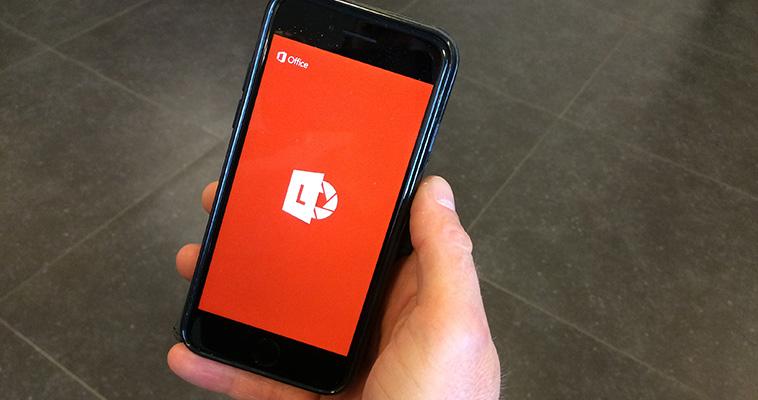Office Lens - verander uw mobiele telefoon in een zakscanner