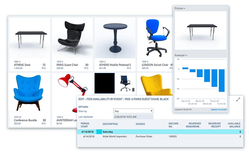 Microsoft Dynamics 365 Business Central - Voorraad.jpg