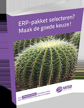 E-book - ERP-pakket selecteren. Maak de goede keuze