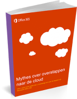E-book - Mythes over overstappen naar de cloud
