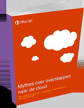E-book - Mythes over overstappen naar de cloud