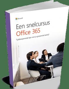 Ebook - Een snelcursus Office 365