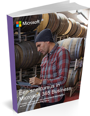 Ebook - Een snelcursus in Microsoft 365 Business