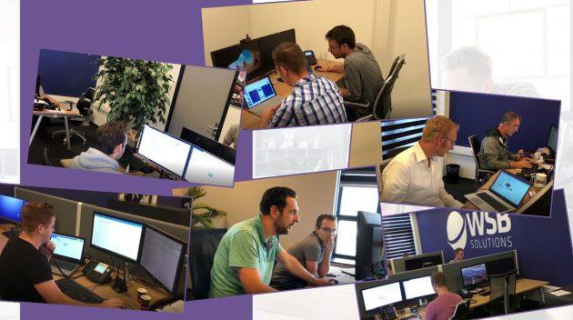 Video Werken bij WSB Solutions