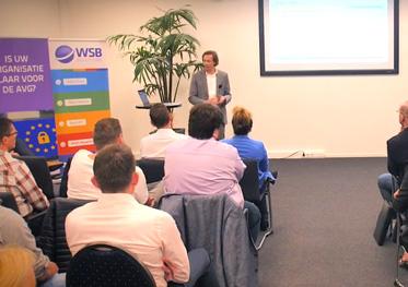 video AVG seminar - Beleid ontwikkelen - Steven Verkaart - Hoek en Blok