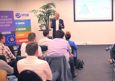 video AVG seminar - Beveiligingsmaatregelen nemen - Jan Penning - WSB Solutions