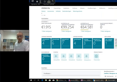 video Dynamics 365 Business Central Demo
