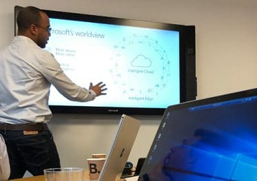 CIE sessie Microsoft WSB Solutions