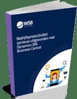 Ebook - Bedrijfsproductiviteit opnieuw uitgevonden met Dynamics 365 Business Central