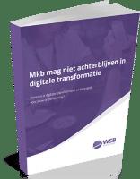Ebook - MKB mag niet achterblijven in Digitale Transformatie