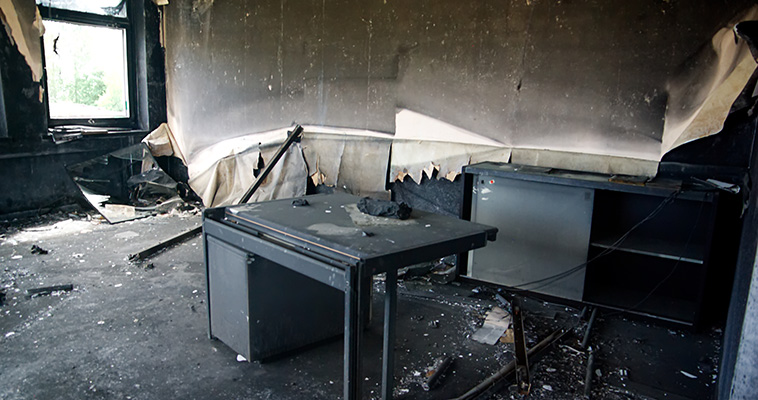 Kantoor na brand