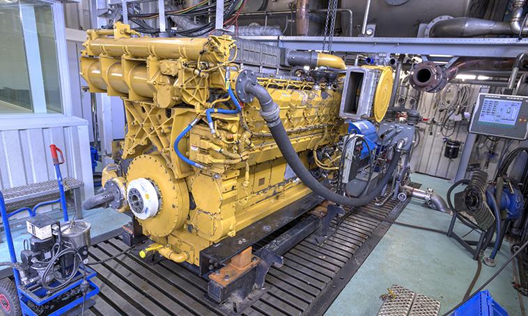 DSP Nederland - motoren onderhoud