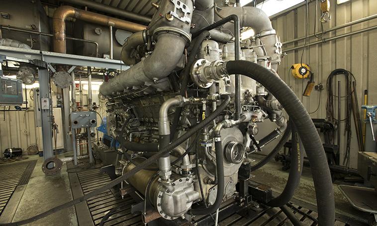 DSP Nederland - motoren revisie