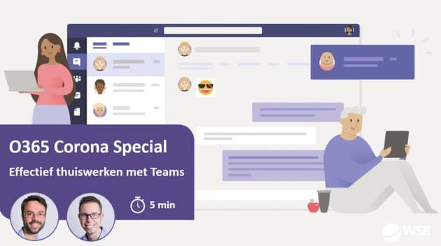 Video Office 365 Talk - Corona special