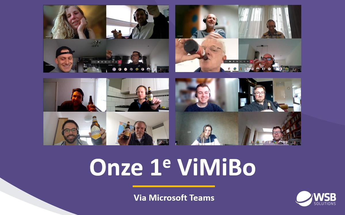 Vrijmibo via Teams