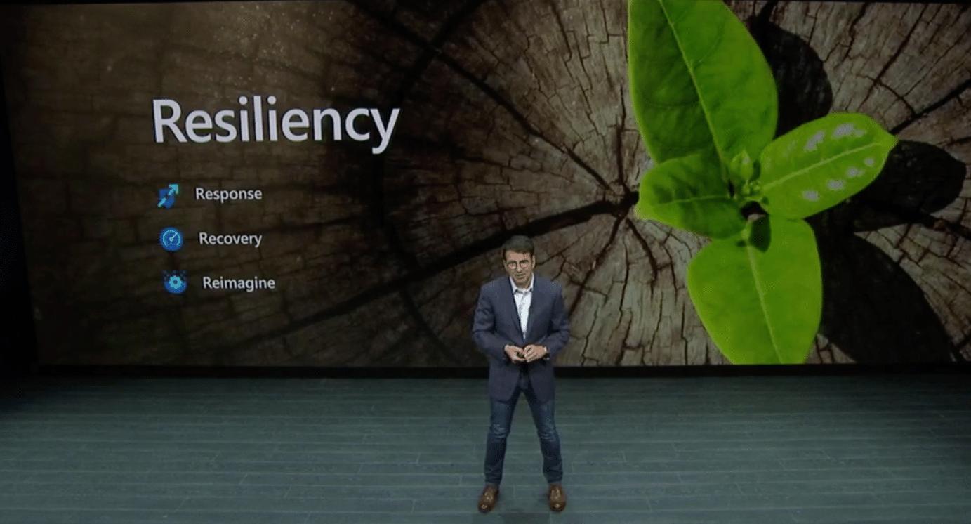 Microsoft Inspire Resiliency