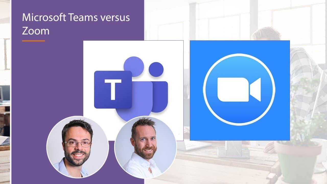 Video Teams versus Zoom