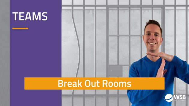 Video How to Break Out Rooms in Microsoft Teams