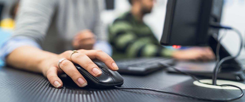 geschiedenis muis toetsenbord