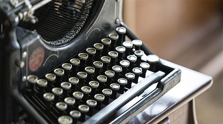 schrijfmachine qwerty