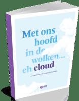 WSB Solutions - Boek Met Ons Hoofd In De Wolken Eh Cloud